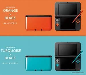 Nintendo 3ds Xl Auf Rechnung : japan neue 3ds xl farbvarianten auf dem weg nintendo ~ Themetempest.com Abrechnung