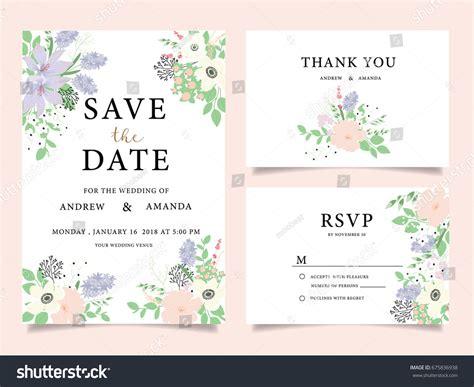 Blank Wedding Invitation Card Template Global Strategic