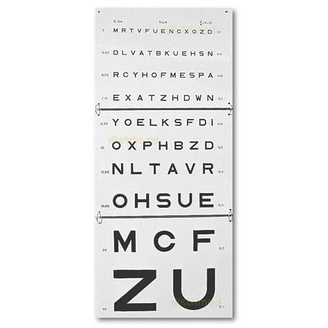 echelle de cuisine echelle optométrique monoyer