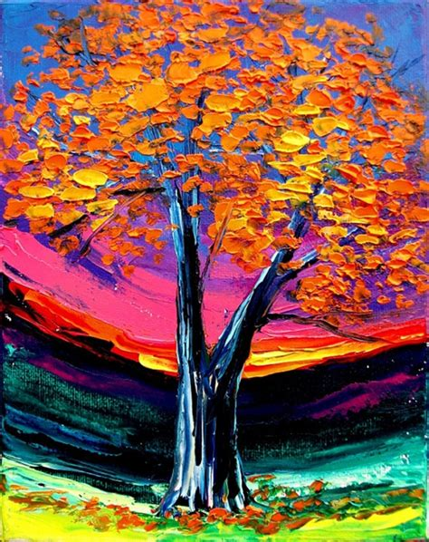 40 Impasto Painting Ideas And Techniques For Beginners
