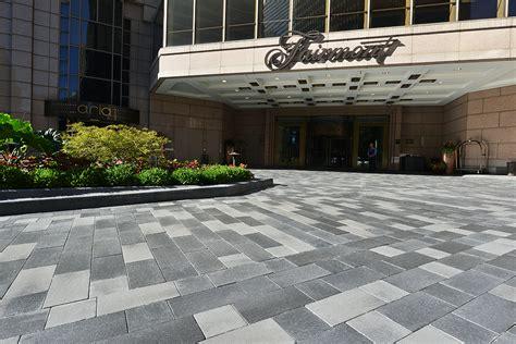 Fairmont Hotel - Unilock Commercial