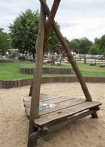 Holz Im Garten : spielplatz gestaltung holz im garten einfache spielplattform im sandkasten ~ Frokenaadalensverden.com Haus und Dekorationen