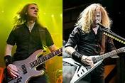 David Ellefson Talks Megadeth's Plans After Cancer Diagnosis