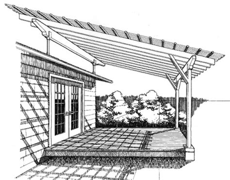 sky lift patio cover plans for use with sky kit roof riser