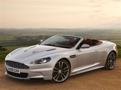 Aston Martin Dbs Volante (2010