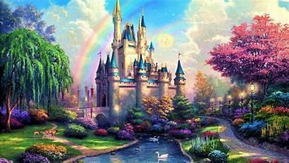 Disney Castle Desktop Background