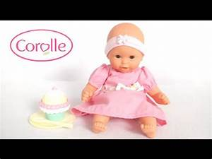 Bébé Corolle Youtube : mon premier bebe calin cupcake set from corolle youtube ~ Medecine-chirurgie-esthetiques.com Avis de Voitures