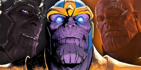 avengers infinity wars thanos isnt  marvels thanos