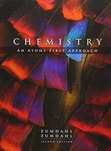 Pdf  Chemistry  An Atoms First Approach  2 Edition
