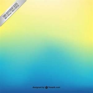 Fond Bleu Dégradé : bleu au jaune fond d grad t l charger des vecteurs gratuitement ~ Preciouscoupons.com Idées de Décoration
