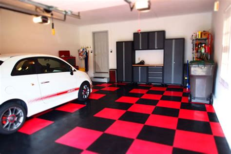racedeck garage flooring cleaning racedeck garage flooring free shipping from autoanything