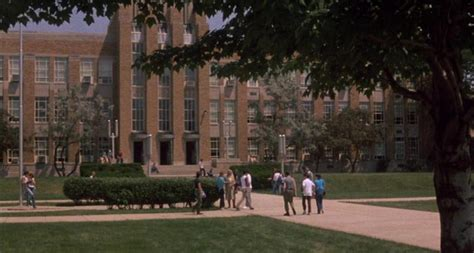 filming locations  chicago  los angeles sixteen candles