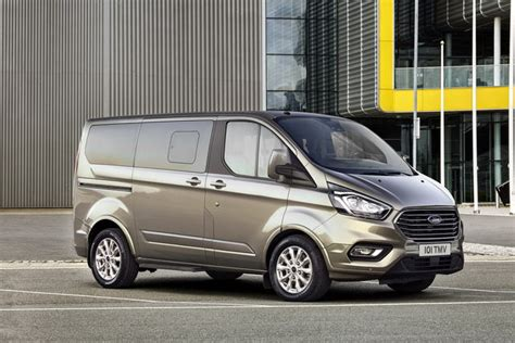 ford transit custom ladefläche la ford rinnova transit e tourneo custom