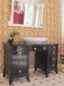 Badmöbel Vintage Style : antiker waschtisch individuell und luxeri s wasserheimat ~ Michelbontemps.com Haus und Dekorationen