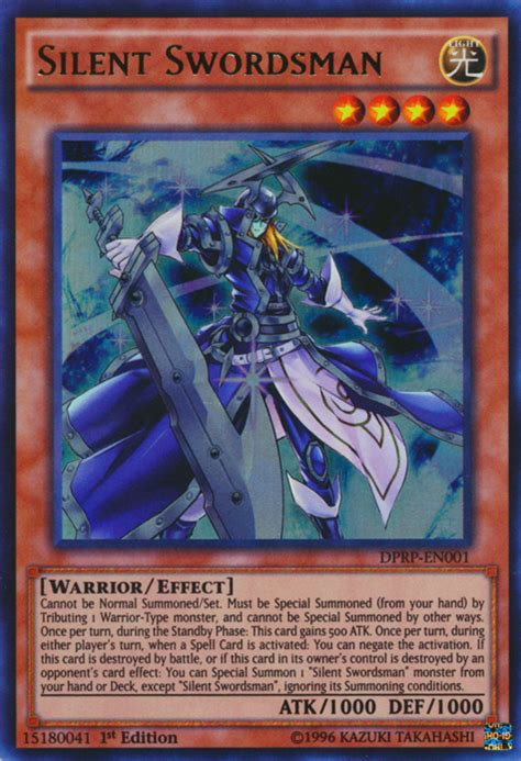 silent swordsman deck pojo card gallery silent swordsman yu gi oh fandom powered