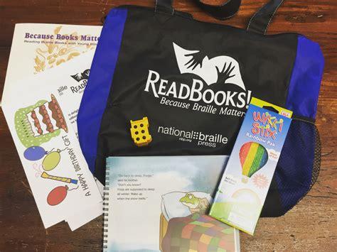 braille books  nbp paths  literacy