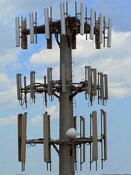 Verizon Wireless Cell Towers