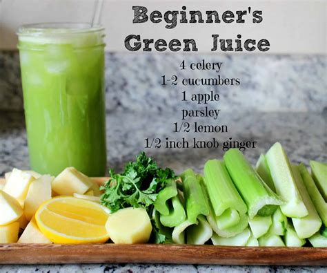 juice recipes juicer beginner recipe beginners experiment