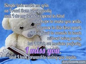 I Miss You Poems for Boyfriend: Missing You Poems for Him