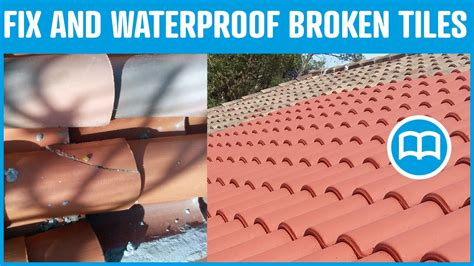 waterproof roof prevent water infiltration through roof