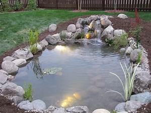 Back Yard Ponds Home Decor ~ Clipgoo