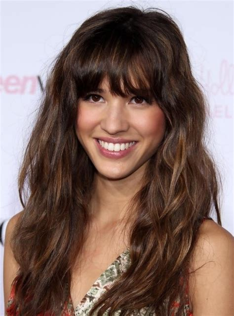 hairstyles for long curly hair with bangs and layers long curly hair styles with bangs 02 curly hairstyles