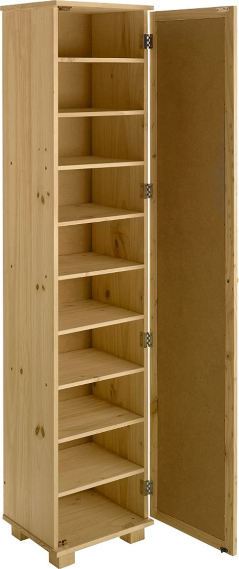 pine shoe cabinet with mirror door projects to try