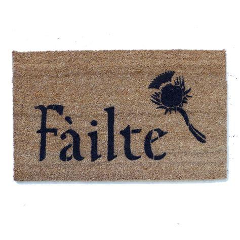 cead mile failte doormat previous next sc 1 st doormats f 225 ilte