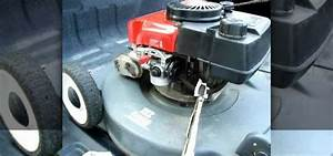 How To Clean Out The Carburetor On A Push Lawn Mower