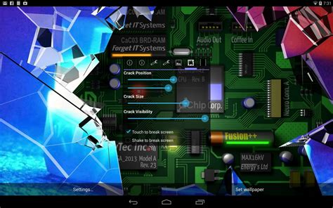 3d Effect Illusion 3d Wallpapers For Android by Dr Kettler S Awesome Parallax 3d Wallpapers Are What S