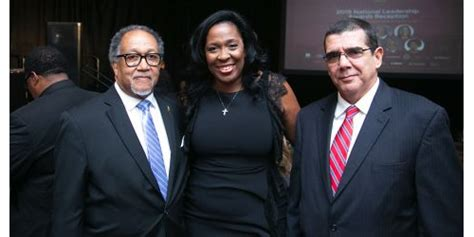 The Black Press of America Awards Courageous Leaders ...