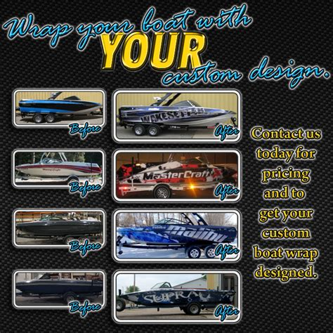 Sanger Boat Graphics by Wakeboard Boat Wraps And Graphics Boat Graphics Wraps