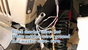 Jeep Wrangler Front Turn Signal Wiring Harness