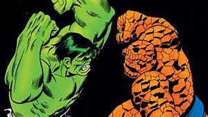 Stan Lee Chooses A Winner In 'Hulk vs. Thing' Clash (Again ...
