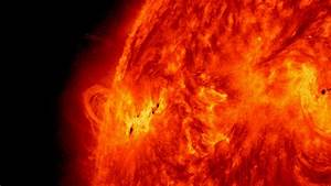 Super solar storm could leave Western nations without ...