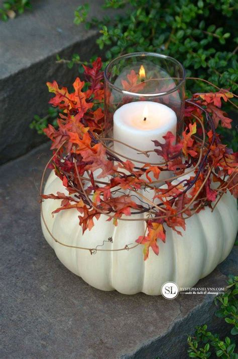 pumpkin candle holder craft pumpkin candle holders michaelsmakers