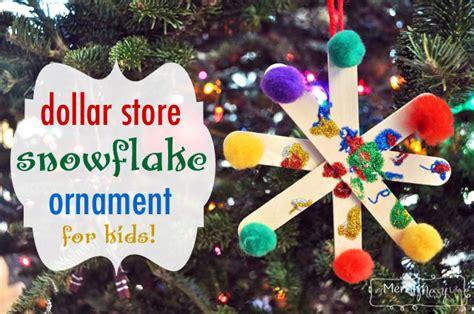 preschool tree ornament craft dollar 652 | DSC 1830