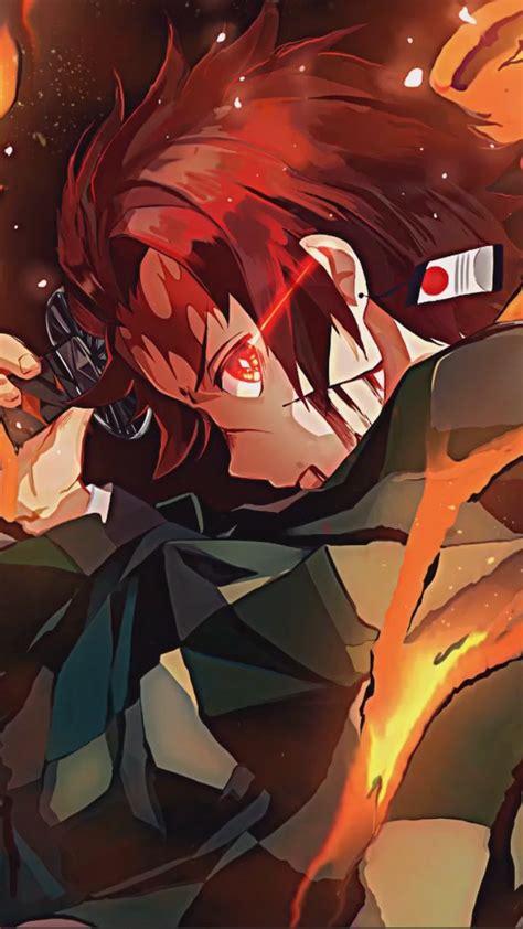 tanjiro kamado  wallpaper anime  wallpaper