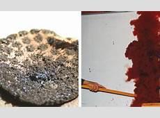 Nitrogen triiodide a sensitive, contact explosive