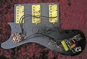 1963 Hofner Super 3 Solid Guitar