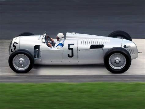 Auto Union Type C 1936 Auto Union Type C With 520 Ps