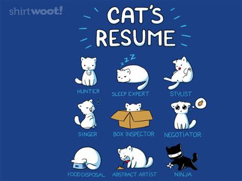 cat s resume
