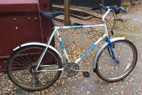 Peugeot Bike Frame by Vintage Peugeot Laser 15 Speed Mountain Bike 26 Quot Wheels