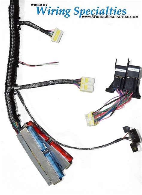 Ls1 Wiring Harnes by Wiring Specialties Engine Combo Harness Pro For Gm