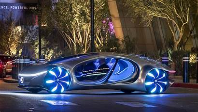 4k Mercedes Benz Avtr Vision Wallpapers Ultra