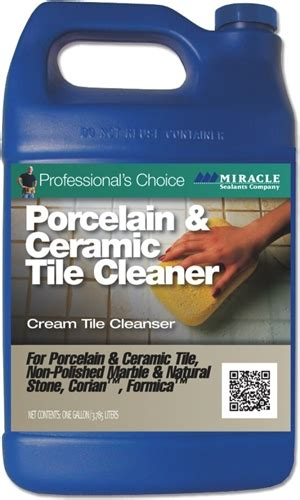 Miracle Sealants Tile And Cleaner by Miracle Sealants Porcelain Ceramic Tile Cleaner