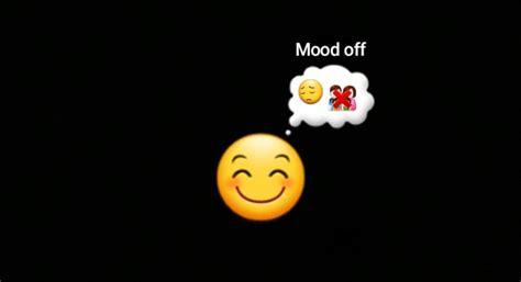 Aesthetic Iphone Black Home Screen Emoji Wallpaper - bmp ...