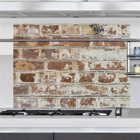 kitchen backsplash wall decals brewster 18 5 in x 26 1 2 in faux bricks kitchen 5082