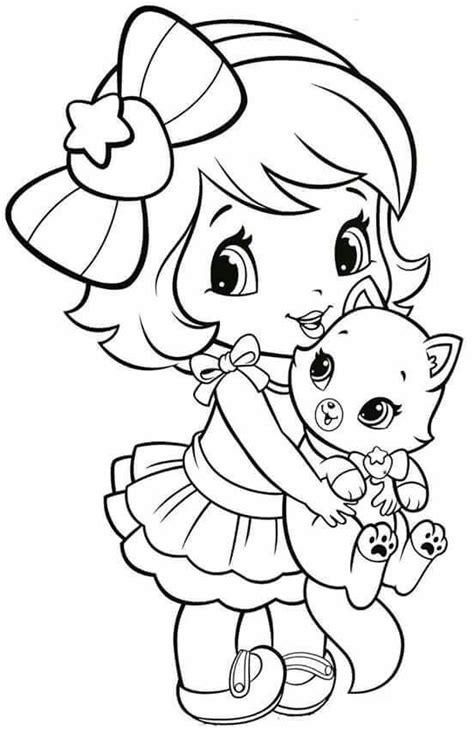 coloring pages  girl coloring pages  girls