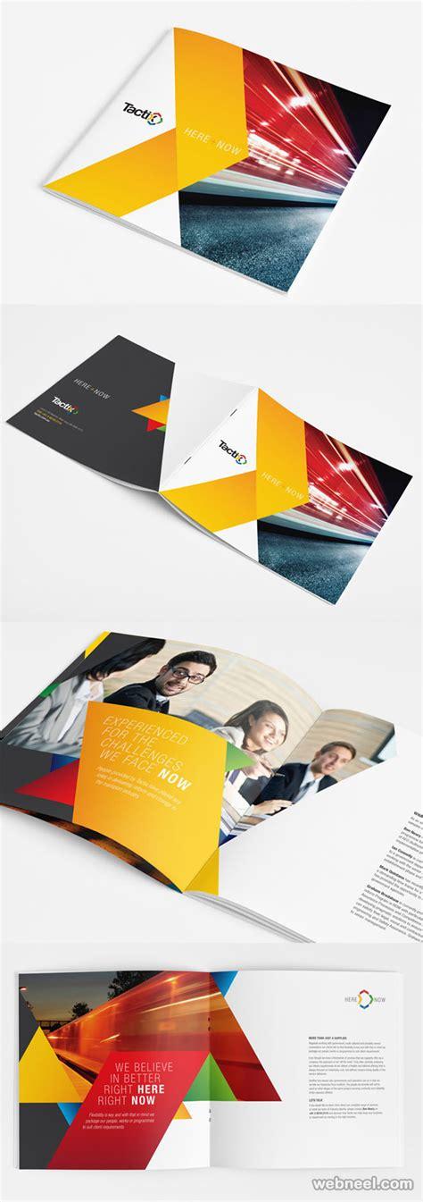 leaflet design 26 best and creative brochure design ideas for your inspiration